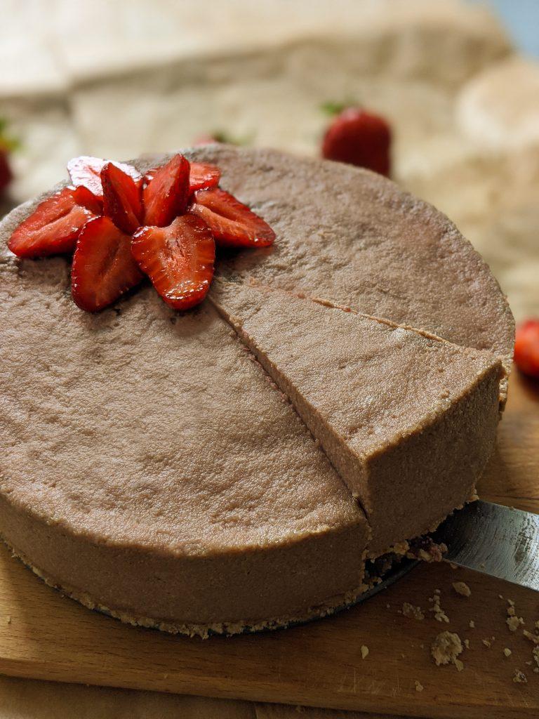 vegan cashew cake