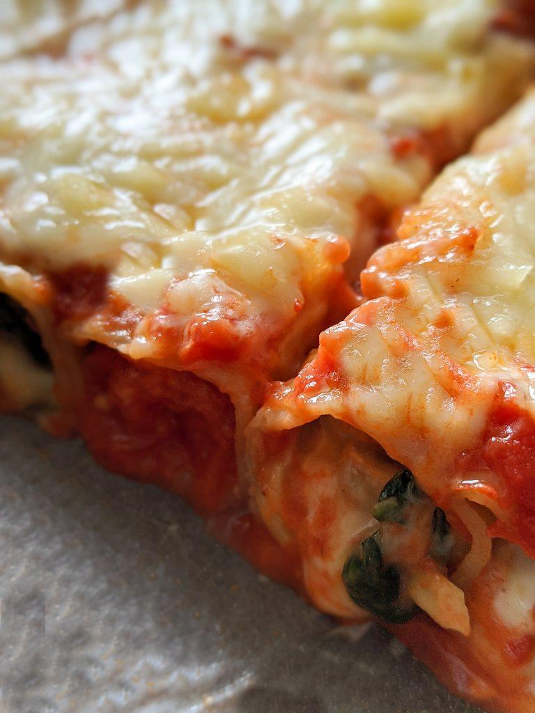 vegan cannelloni