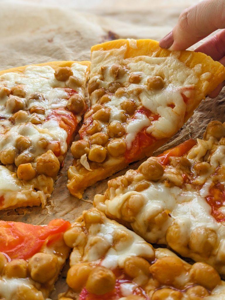 pizza od butternut tikve
