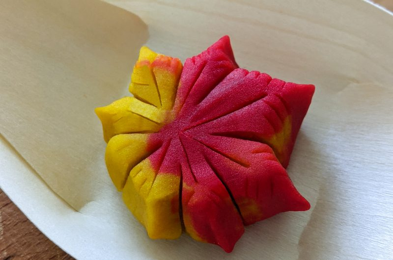 Vegan wagashi (with shaping tutorial)